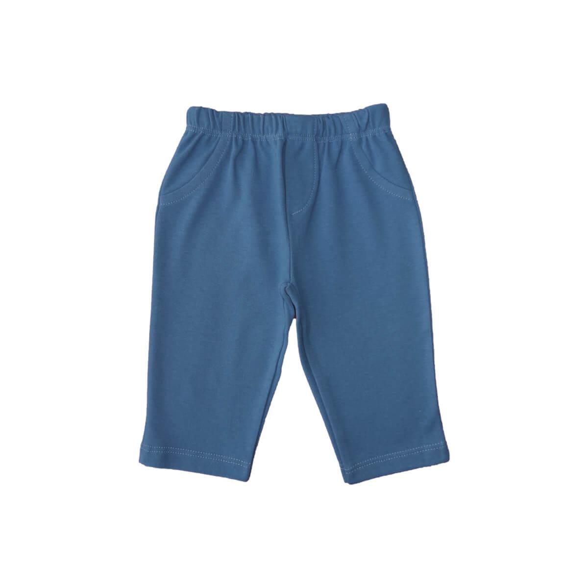 Calça Masculina Azul Denim 1 ao 4