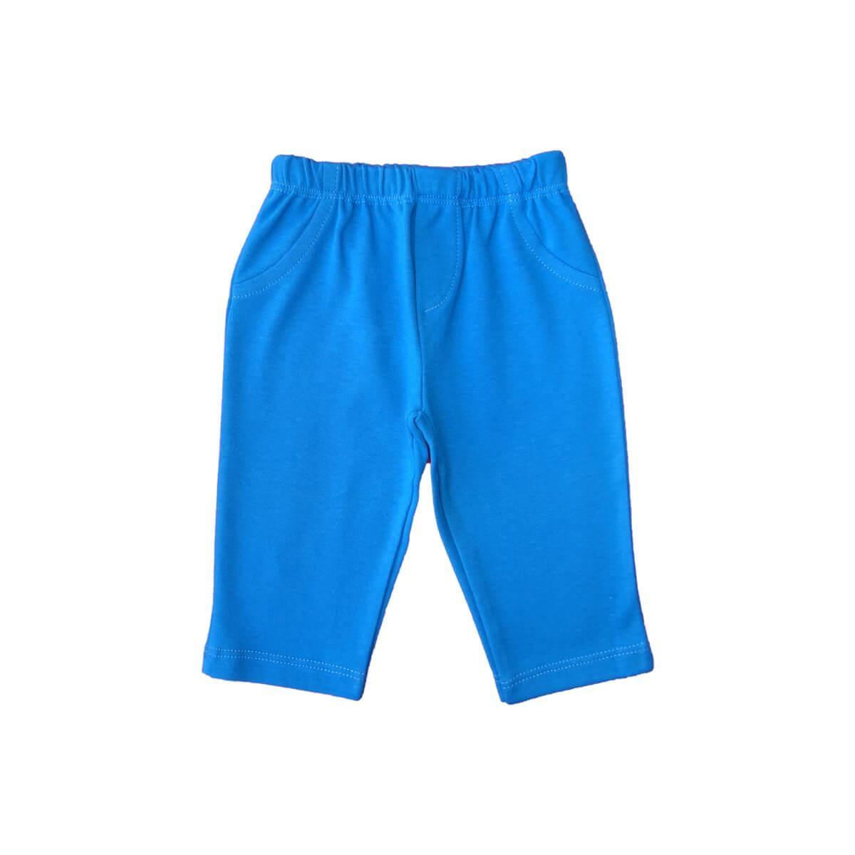 Calça Masculina do 1 ao 4 Azul Cobalto