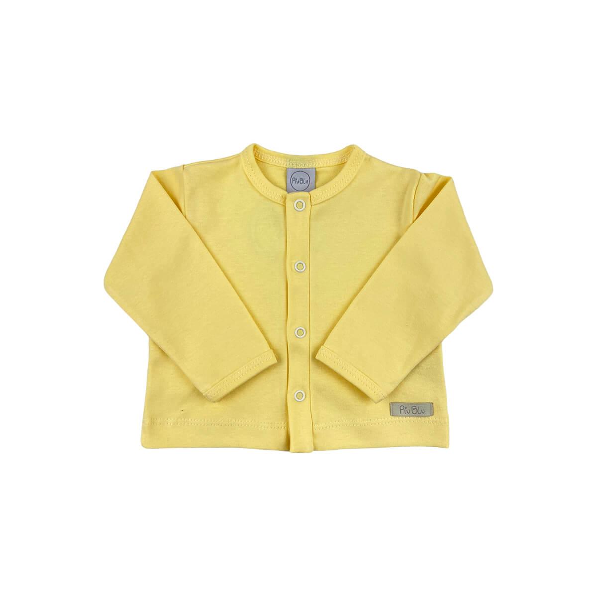 Casaquinho Amarelo - 1 ao 3
