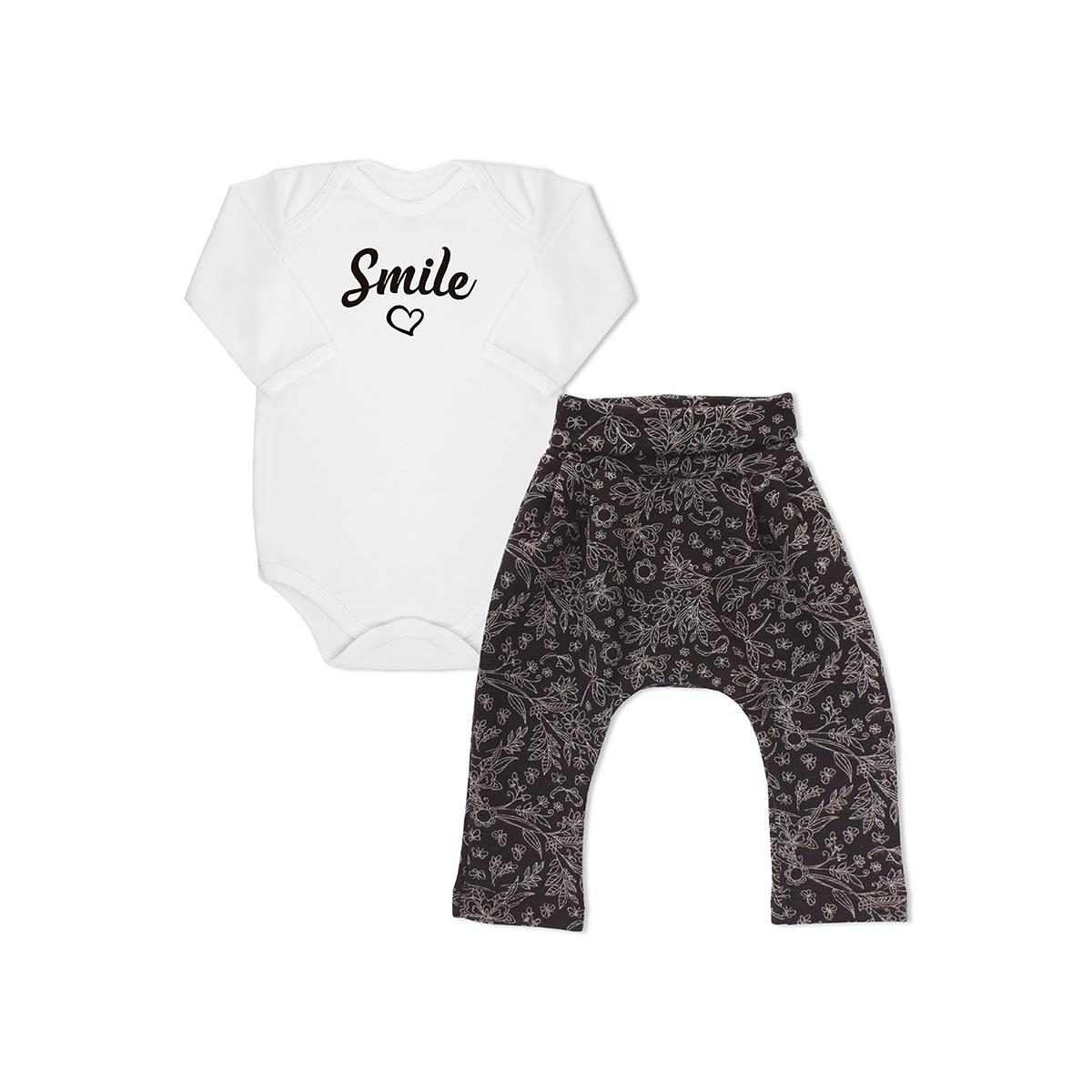 Conjunto Longo Body Smile