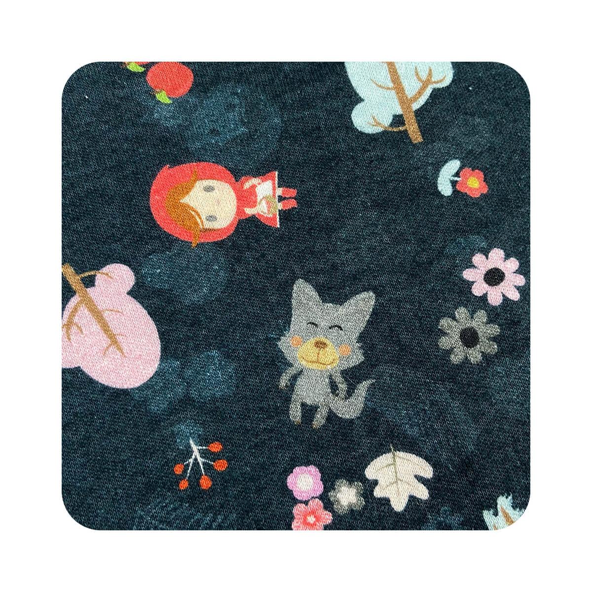 Faixa de Cabelo Bebê Chapeuzinho  - Piu Blu