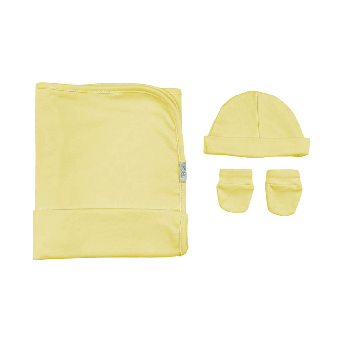 Kit Básico Amarelo