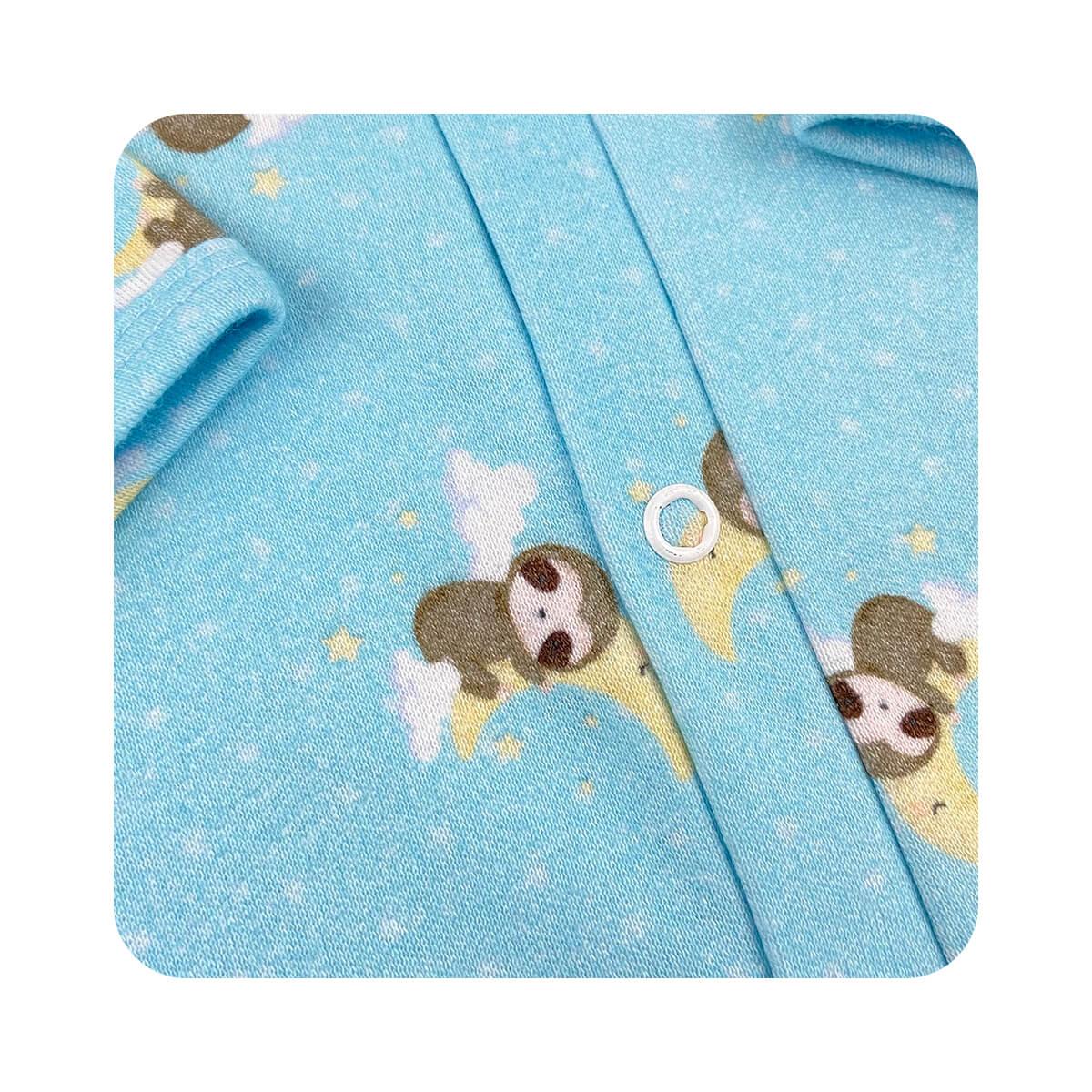 Kit Bebê Conforto Preguiça  - Piu Blu