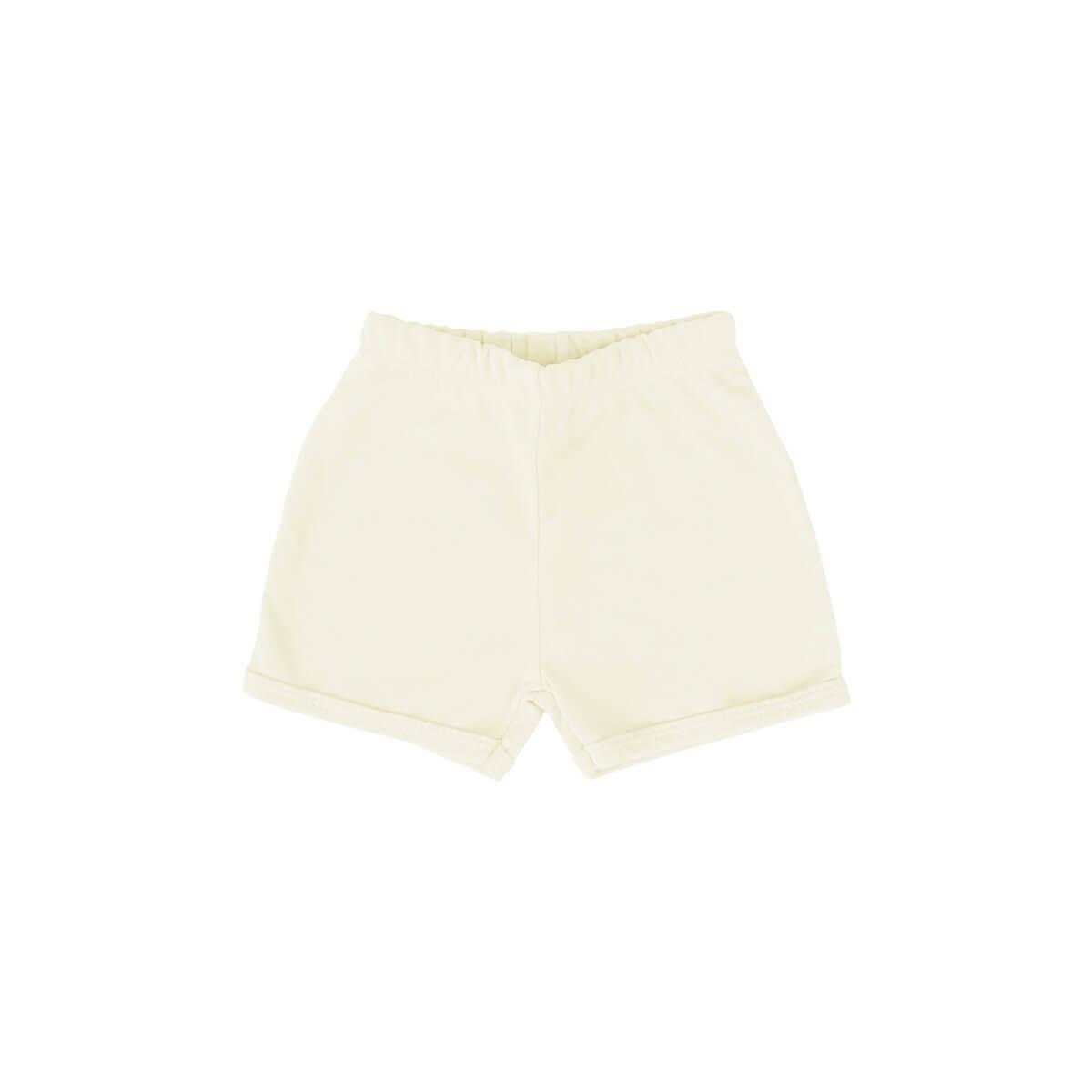 Shorts Básico Off-White