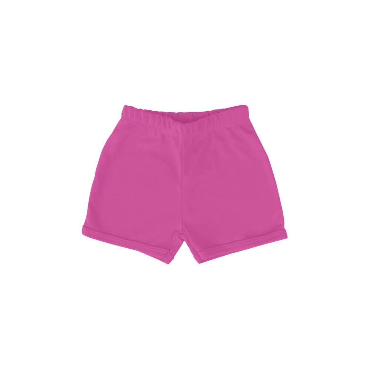 Shorts Básico Pink