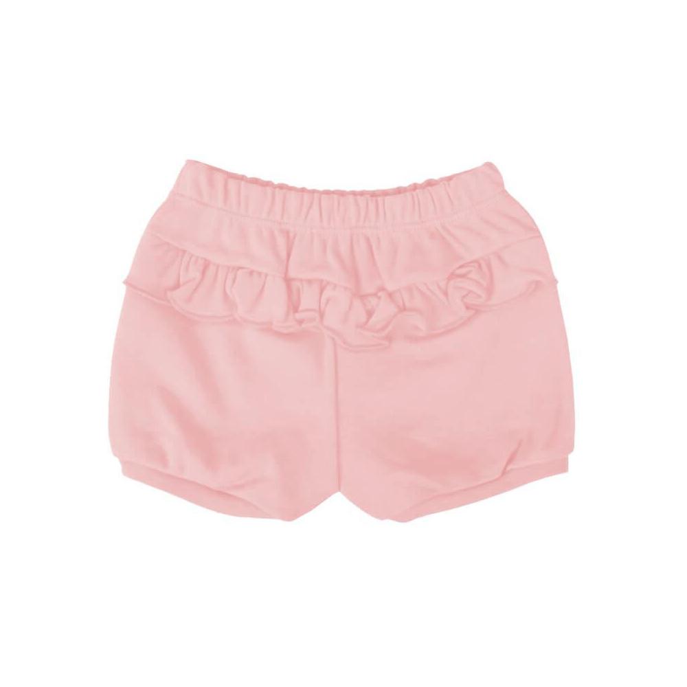 Shorts Bebê Feminino Rosa  - Piu Blu