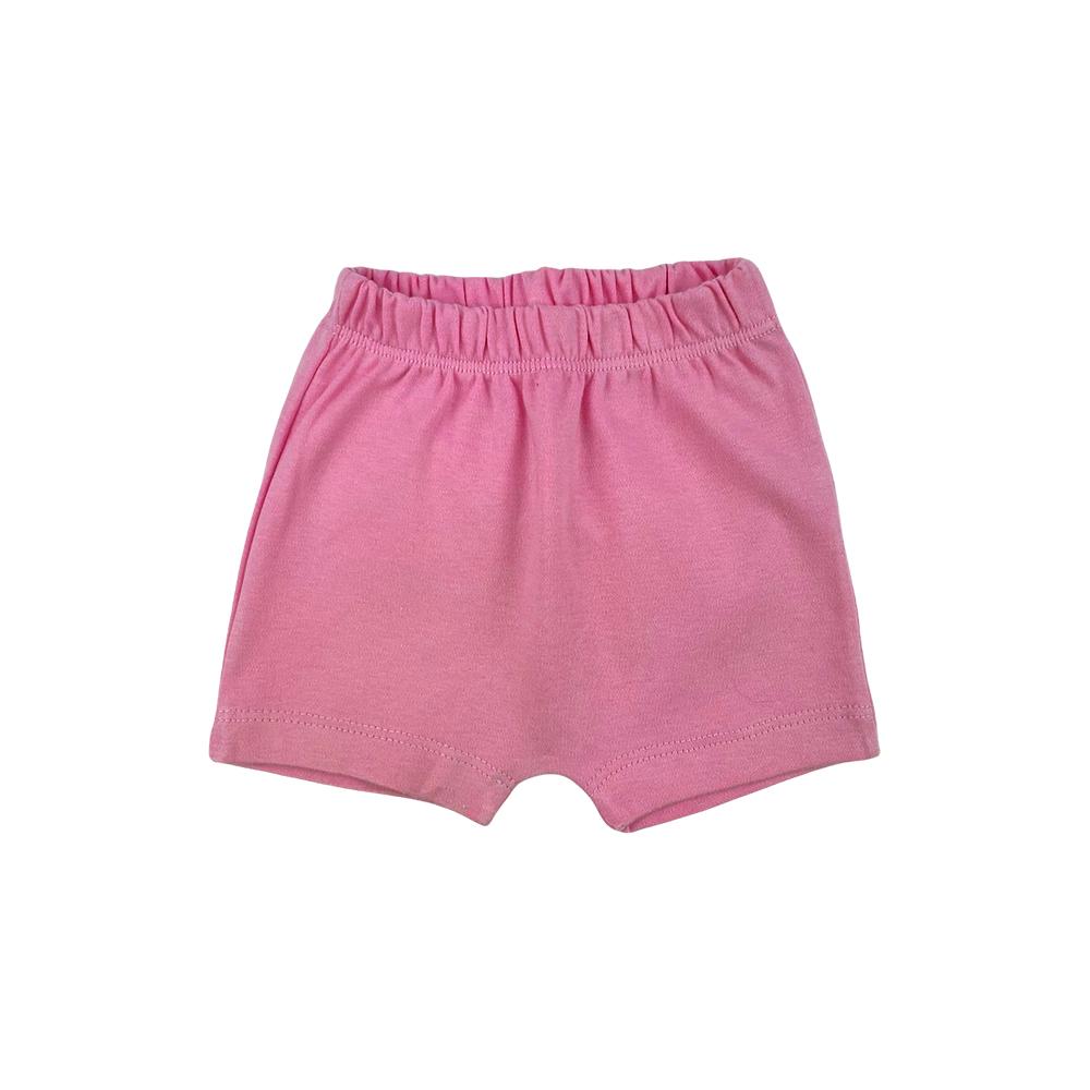 Shorts Bebê Saruel Chiclete