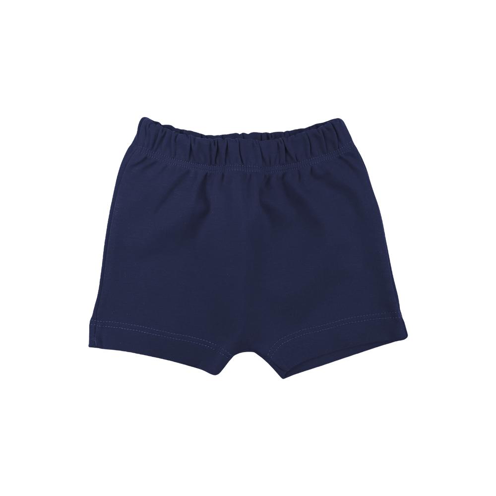 Shorts Bebê Saruel Marinho Suedine
