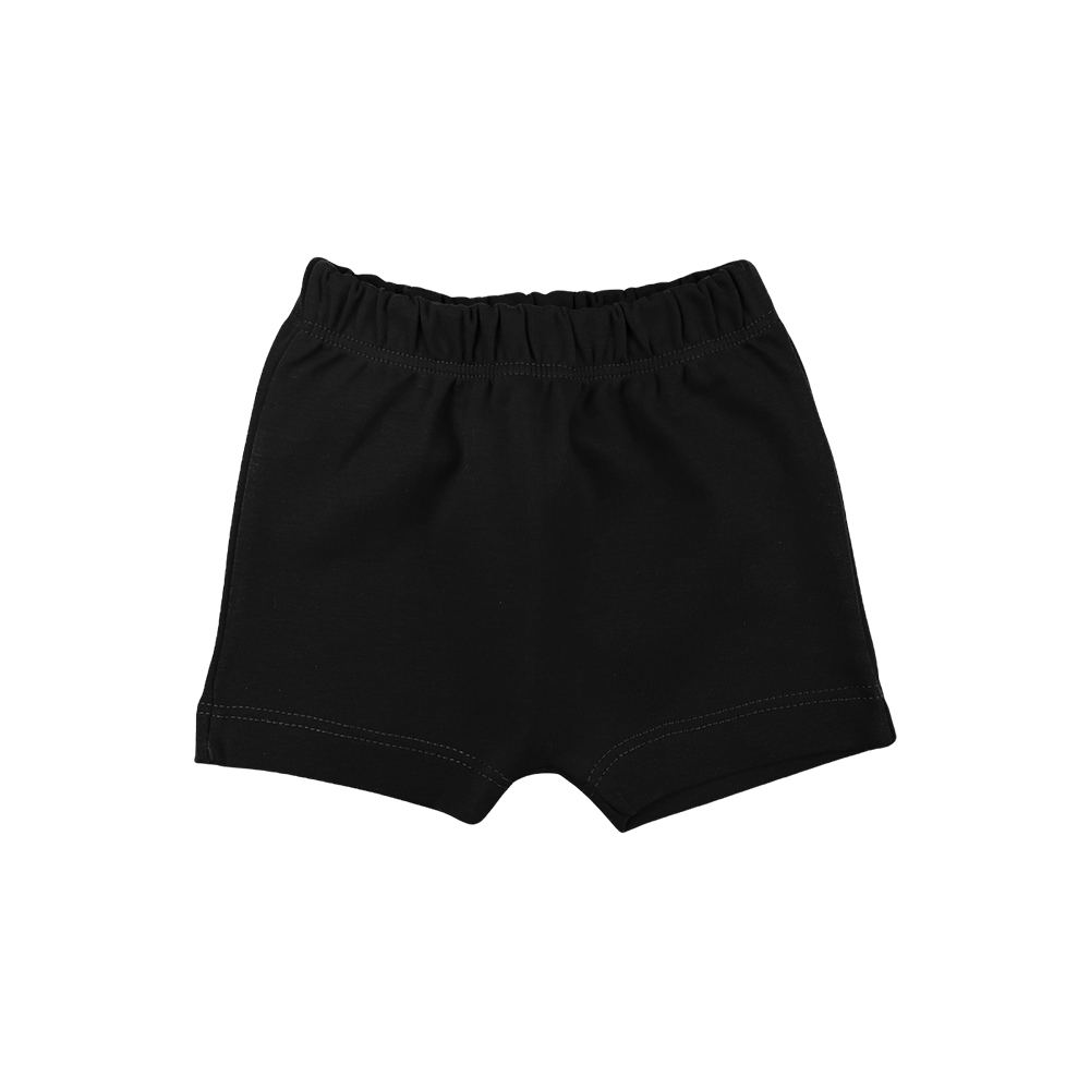 Shorts Bebê Saruel Preto
