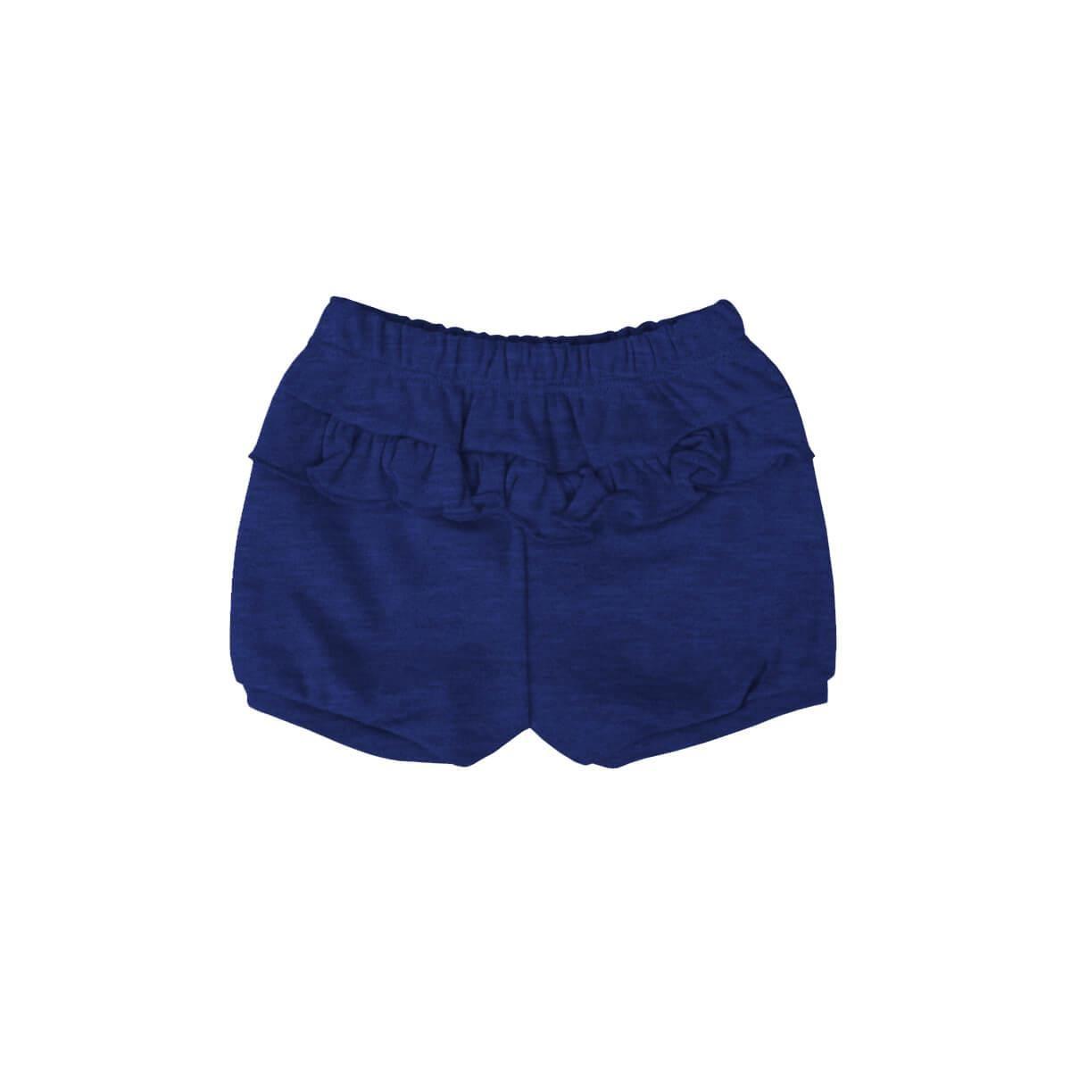 Shorts Feminino Azul Jeans