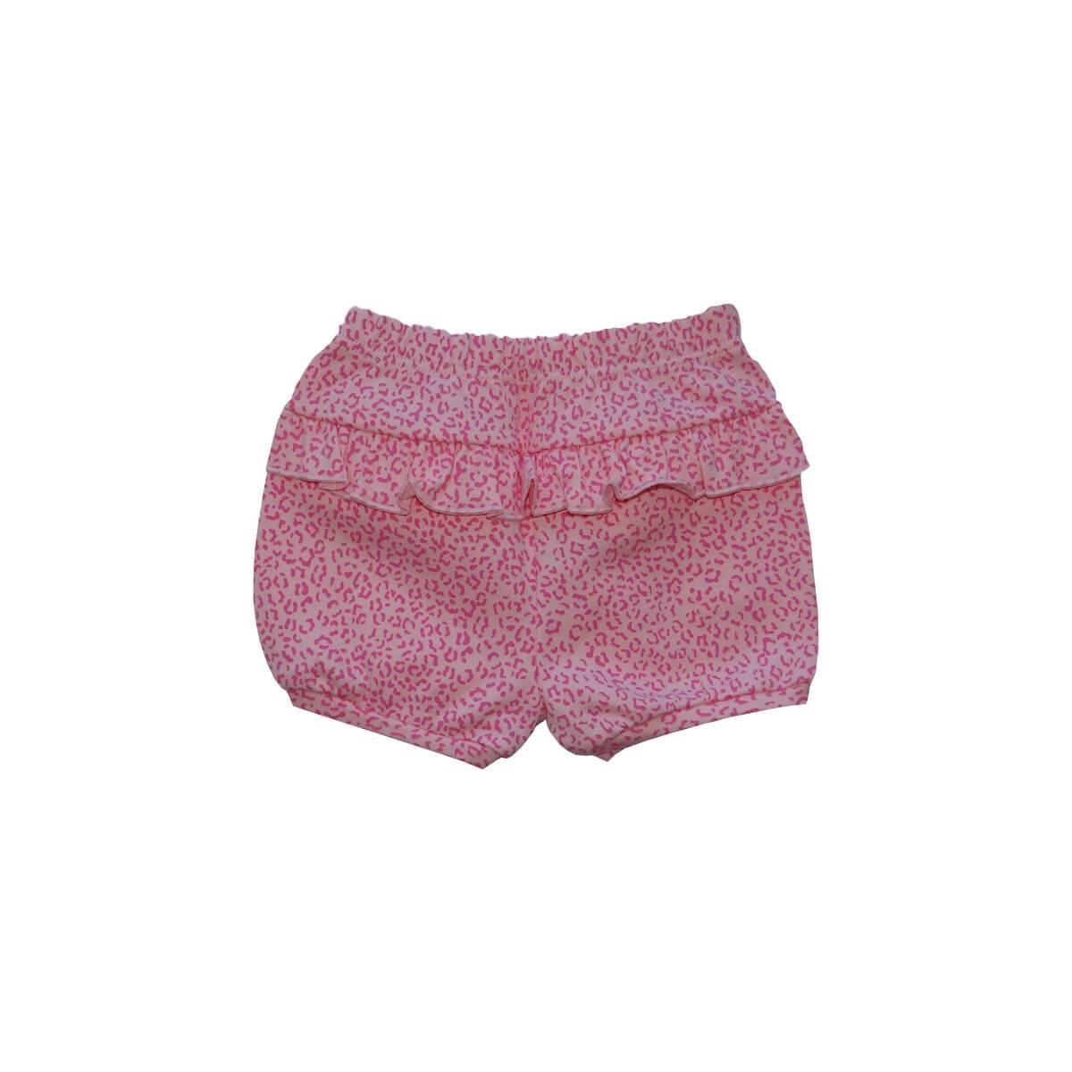 Shorts Feminino Oncinha  - Piu Blu