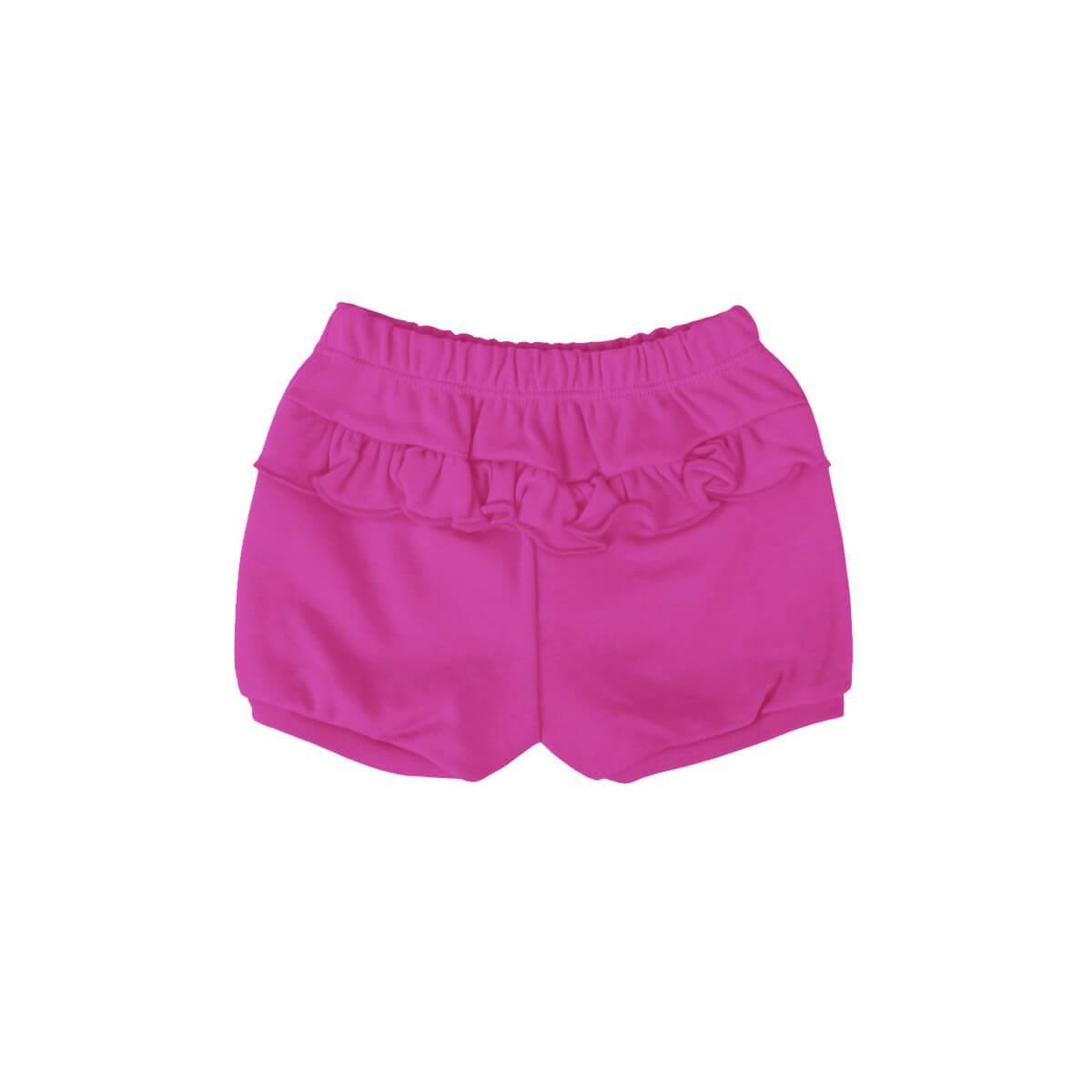 Shorts Feminino Pink