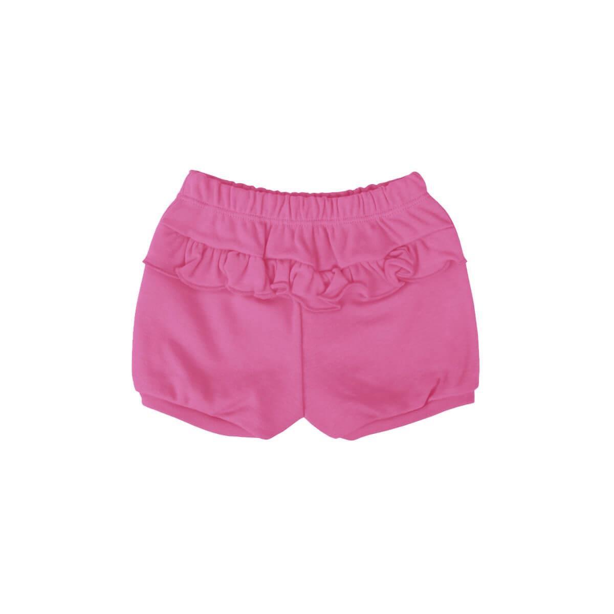 Shorts Feminino Rosa Chiclete