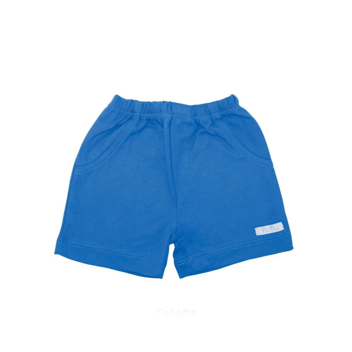 Shorts Masculino Azul Cobalto