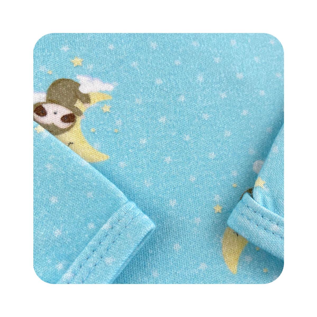 Sleeper Pezinho Reversível Preguiça  - Piu Blu