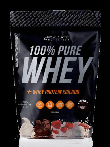 100% pure  whey refill - Fullife