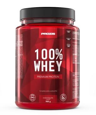 100% Whey Premium Protein - Prozis - 900g