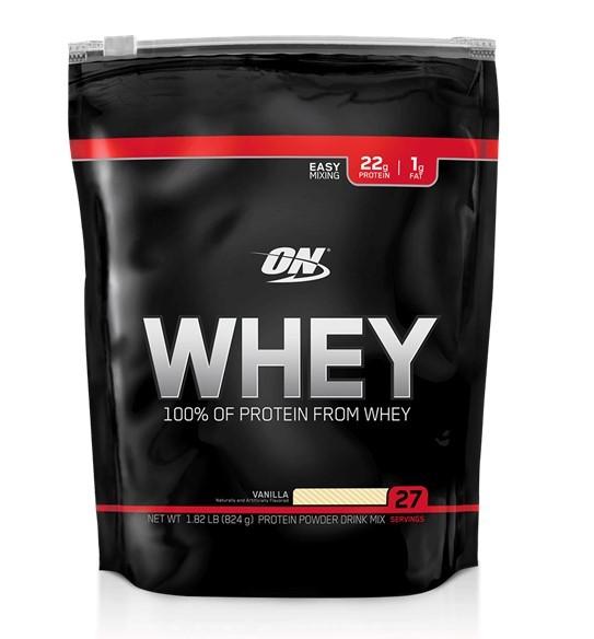 100% Whey Protein - Optimum Nutrition - 837g