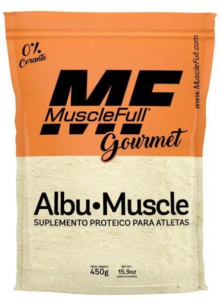 Albumina - MuscleFull - 450g