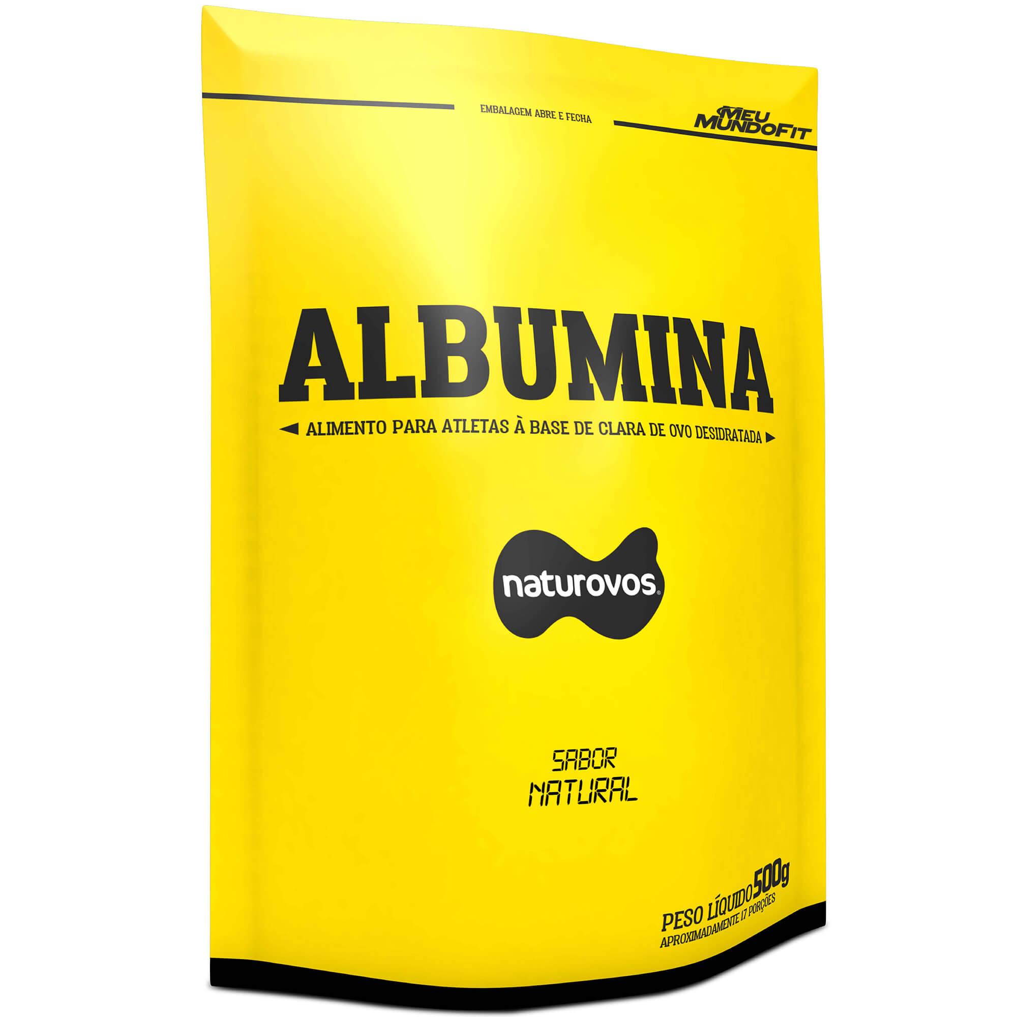 Albumina - Naturovos