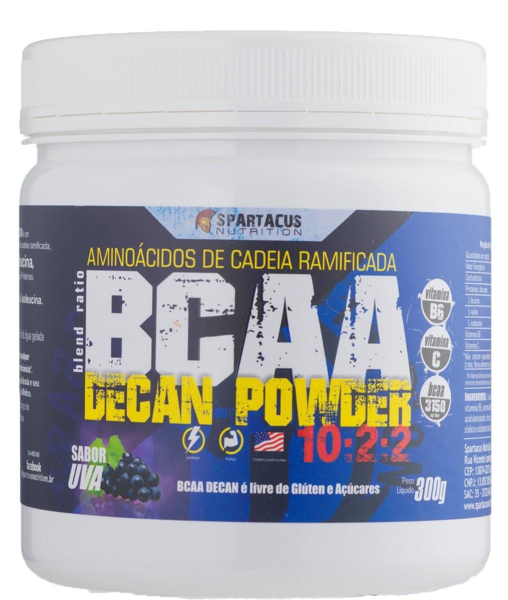 Bcaa Decan Powder 10:2:2 - Spartacus Nutrition 300g