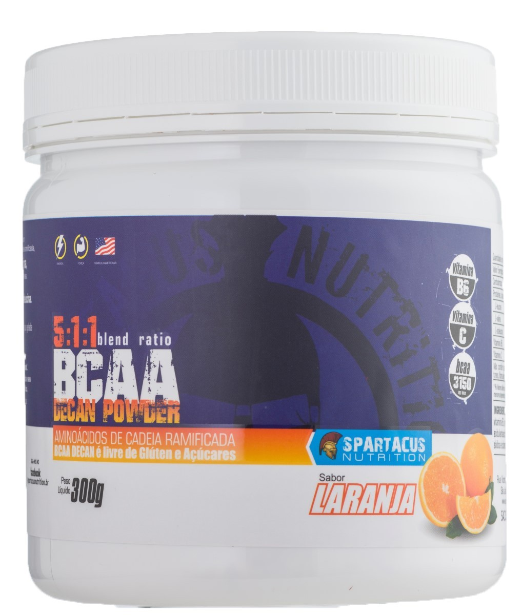 Bcaa Decan Powder 5:1:1 - Spartacus Nutrition 300g