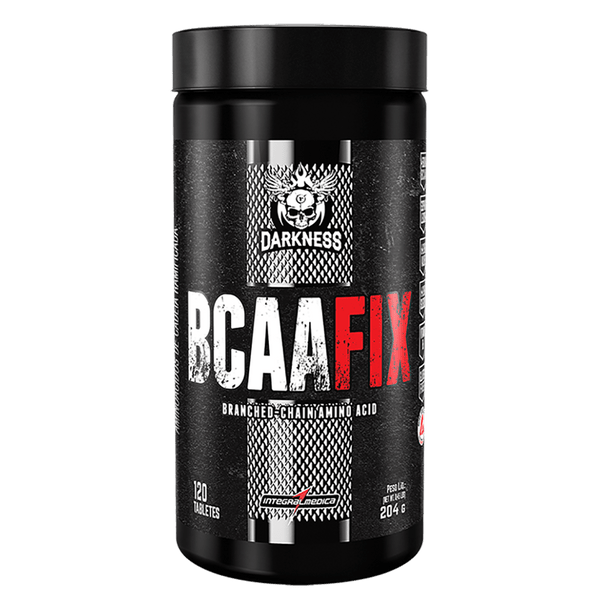 Bcaa Fix 4500 Darkness – 120 Cápsulas