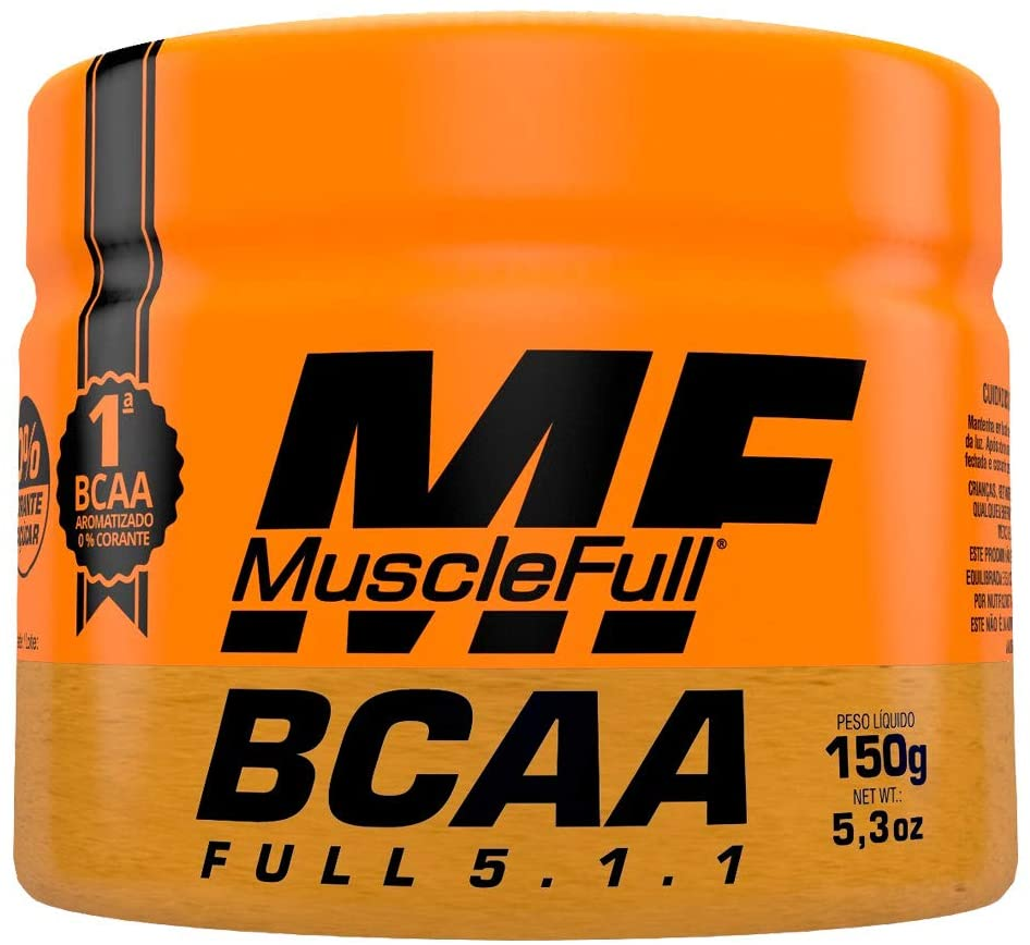 Bcaa - Muscle Full
