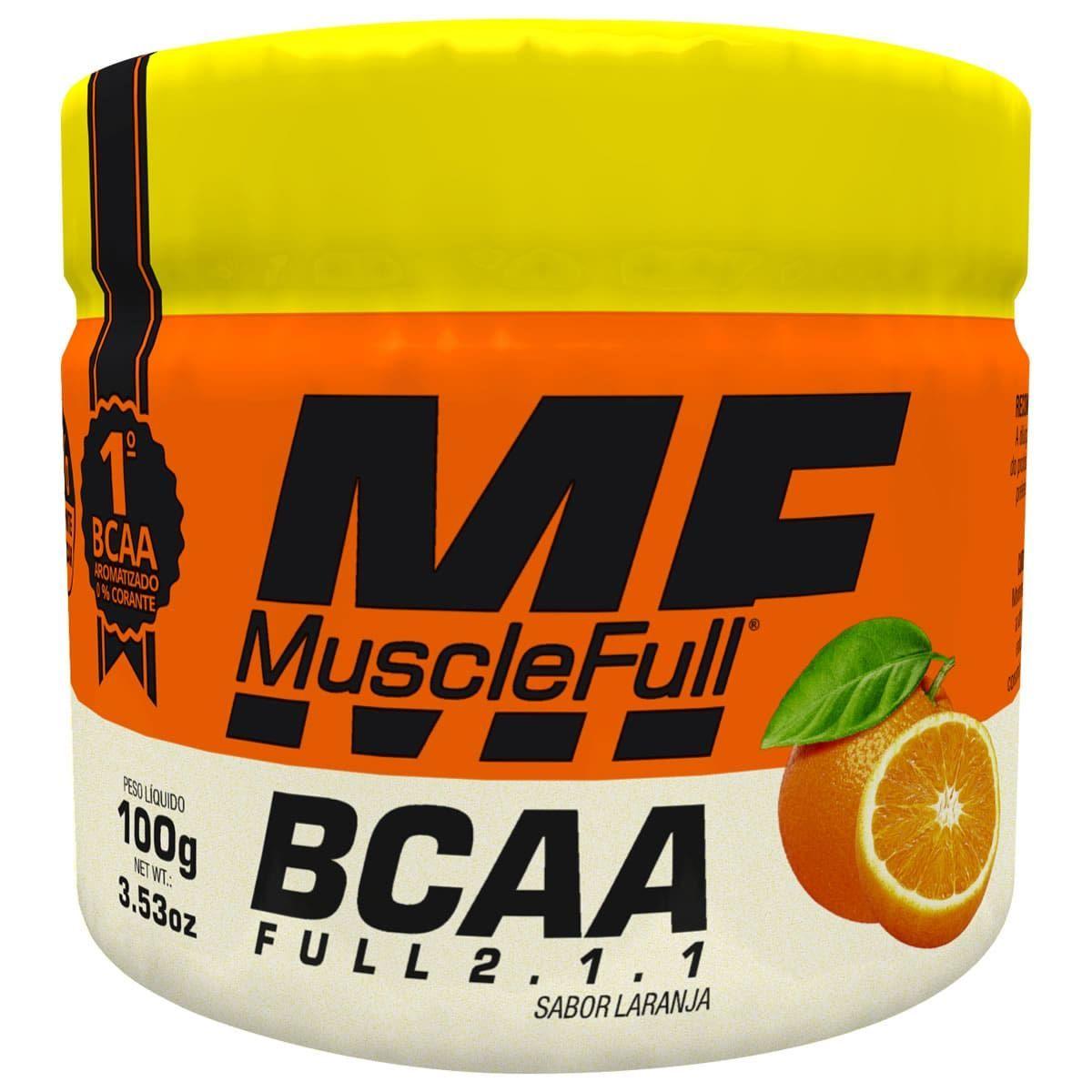 BCAA - MuscleFull