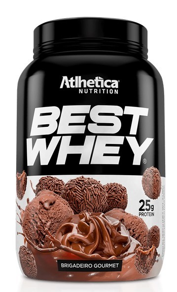 Best Whey - Atlhetica Nutrition