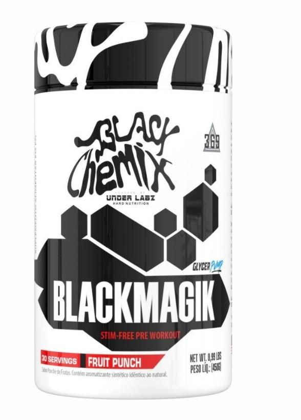 Blackmagik Black Chemix - Under Labz (450g)