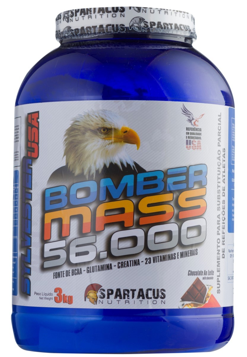 Bomber Mass 56.000 - Spartacus Nutrition