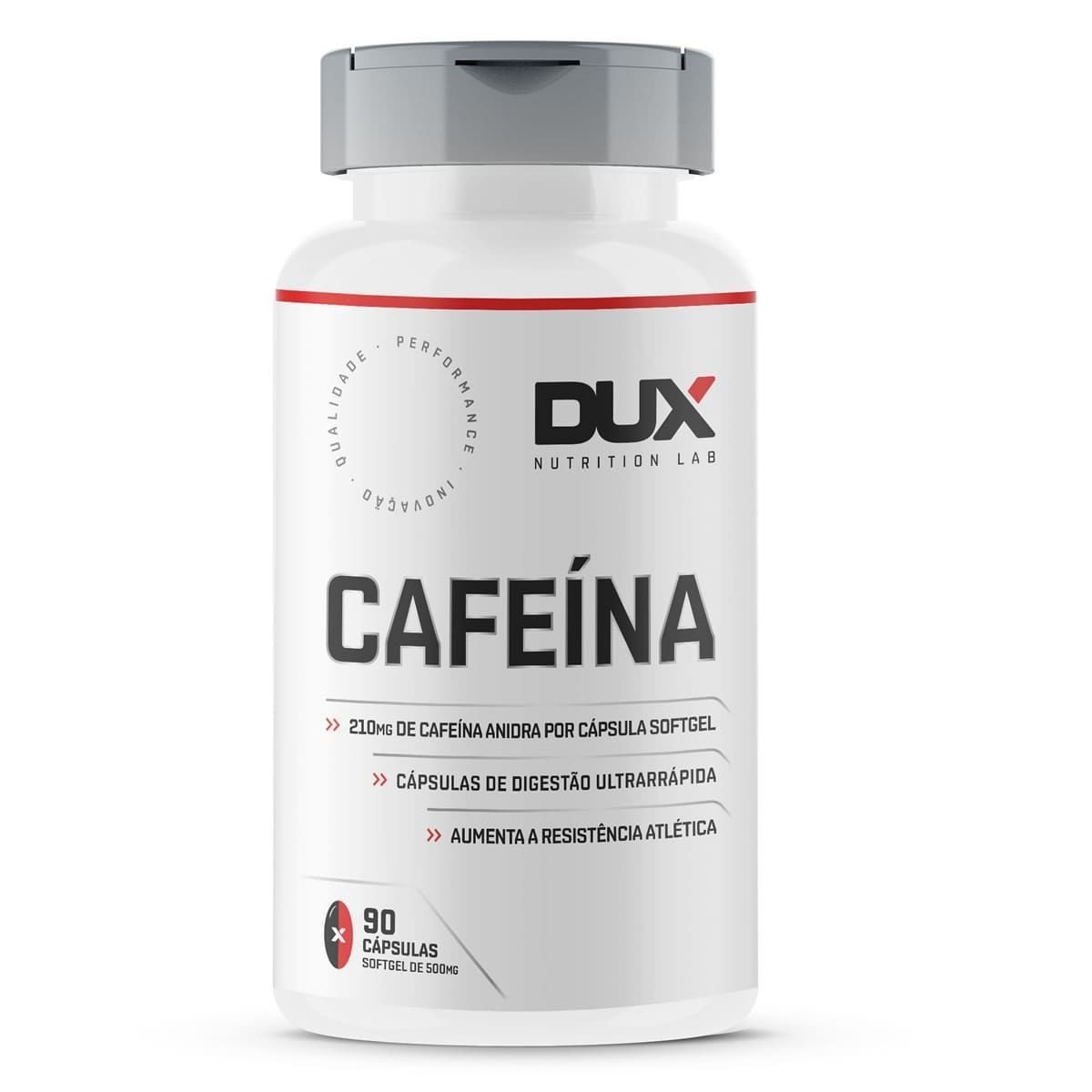 Cafeína Dux - 90 Cápsulas