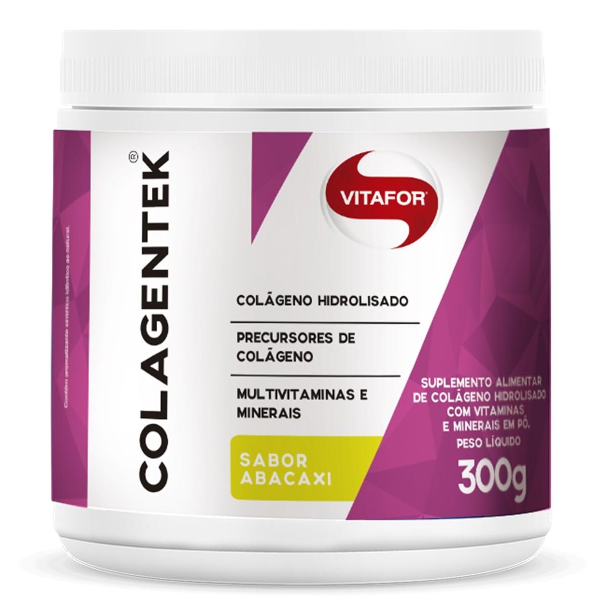 Colagentek - Vitafor - 300g