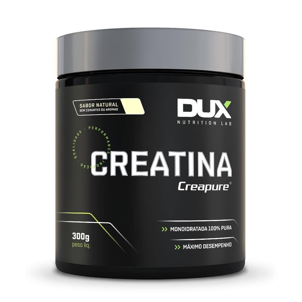 Creatina (100% Creapure®) Dux - 300g