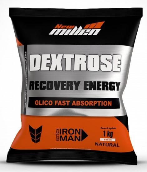 Dextrose Recovery Energy - New Millen - 1Kg
