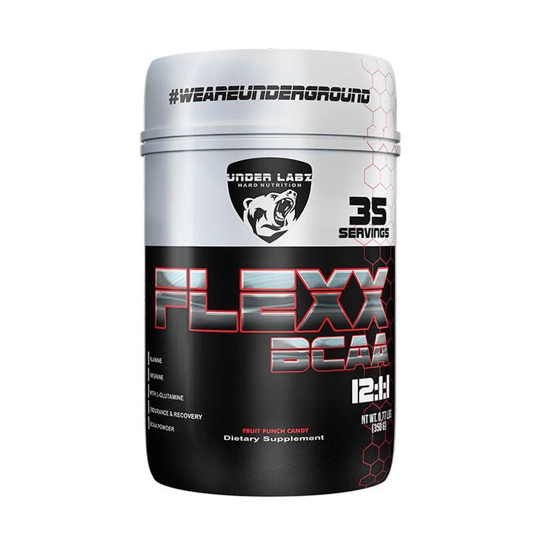 Flexx Bcaa Under Labz - 350g