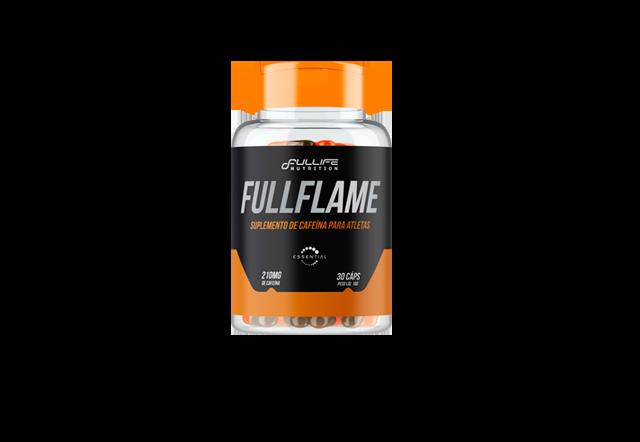 Fullflame 210mg 30 caps - Fullife