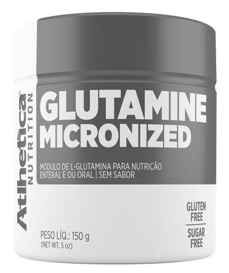 Glutamine Micronized - Atlhetica Nutrition