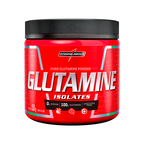Glutamine Natural IntegralMedica