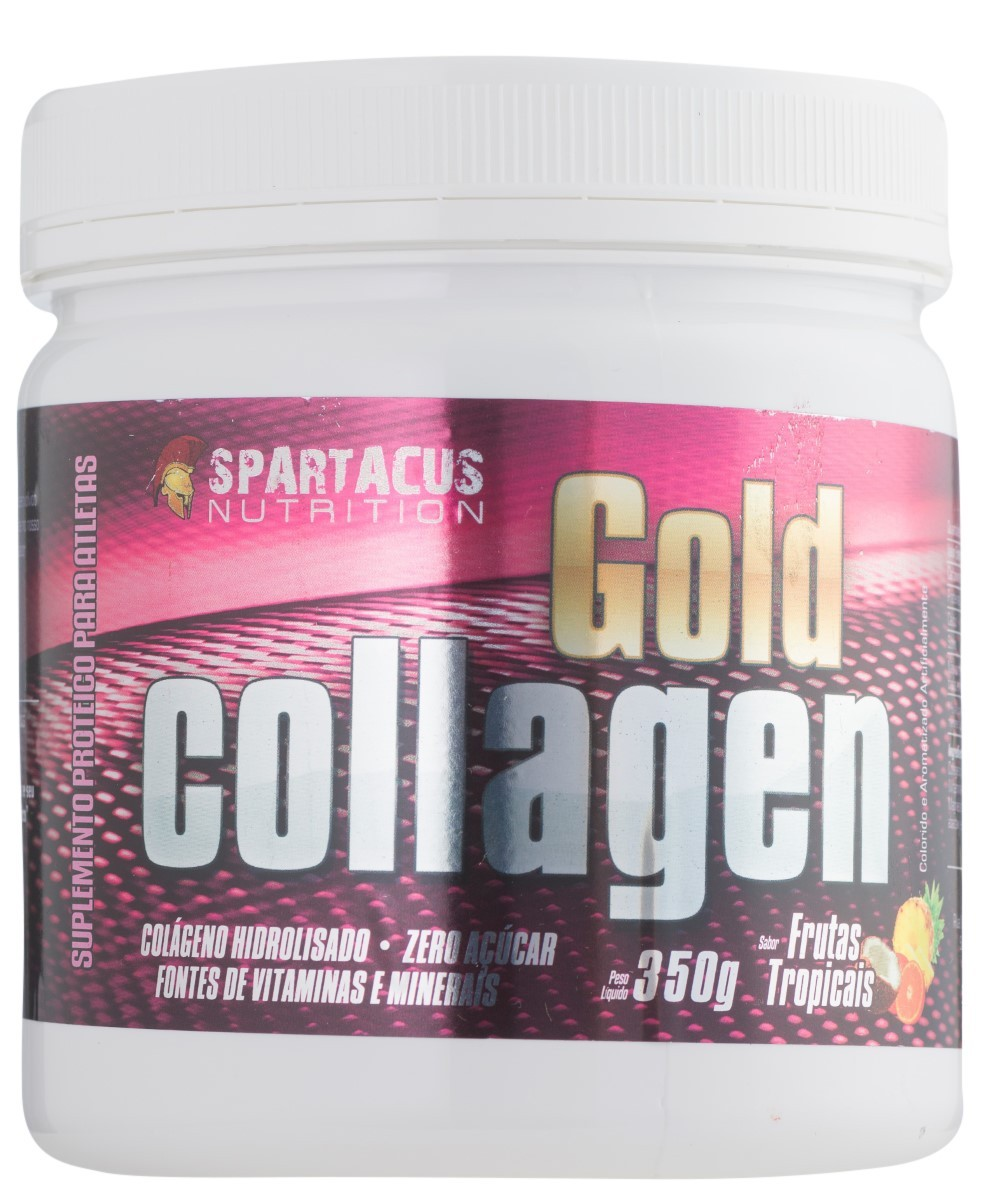 Gold Colágeno - Spartacus Nutrition - 350g