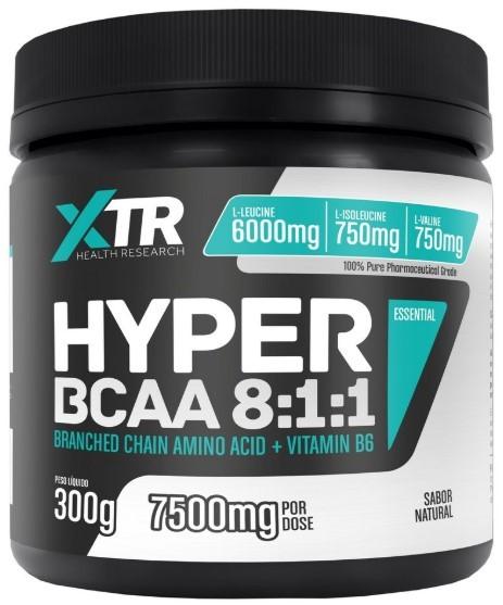 Hyper Bcaa 8:1:1 8750mg - XTR - 300g