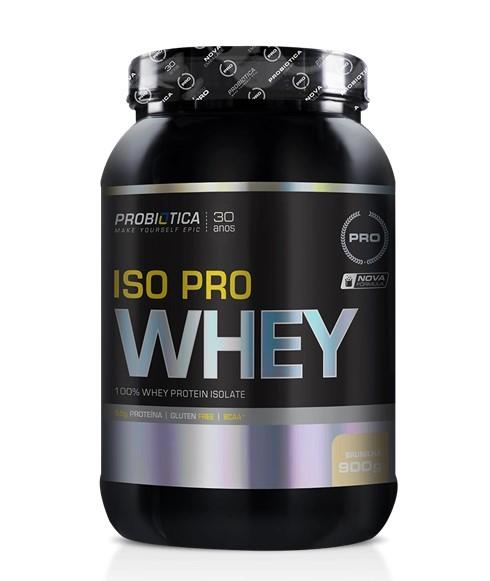 Iso Pro Whey Probiótica - 900g