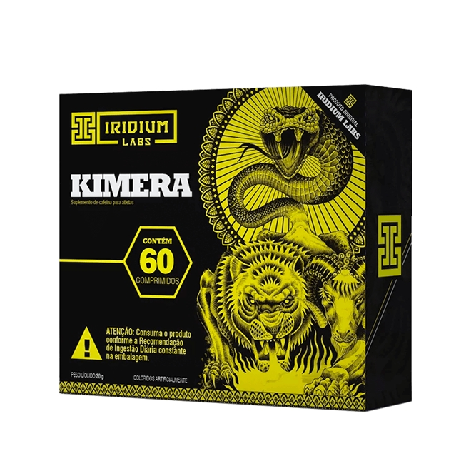 Kimera Iridium Labs - 60 Cápsulas