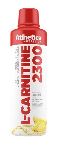 L-Carnitine 2300 - Atlhetica Nutrition
