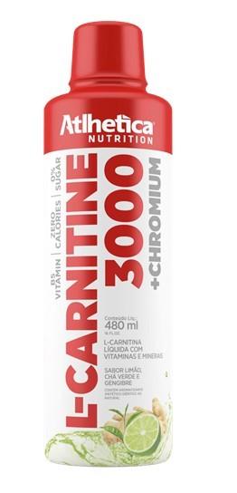 L-Carnitine 3000 - Atlhetica Nutrition