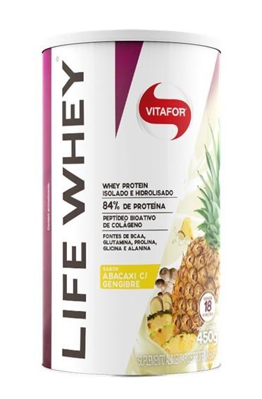 Life Whey - Vitafor - 450g