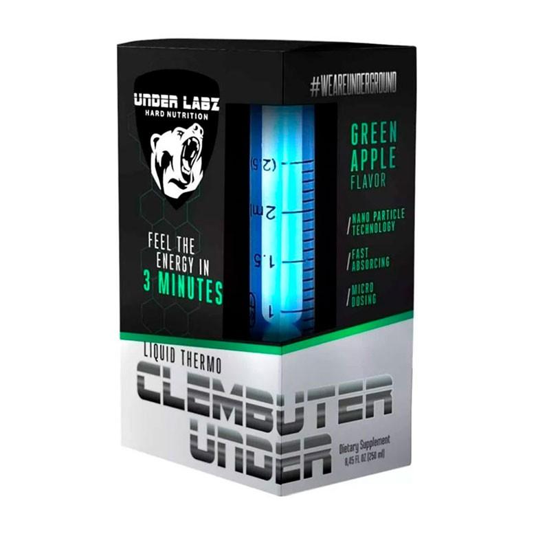 Liquid Thermo Clembuter Under - Under Labz 250ml