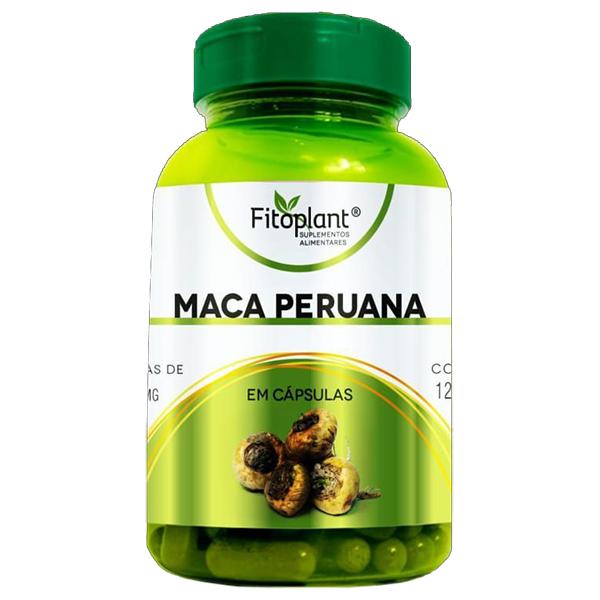 Maca peruana 120 caps - Fitoplant