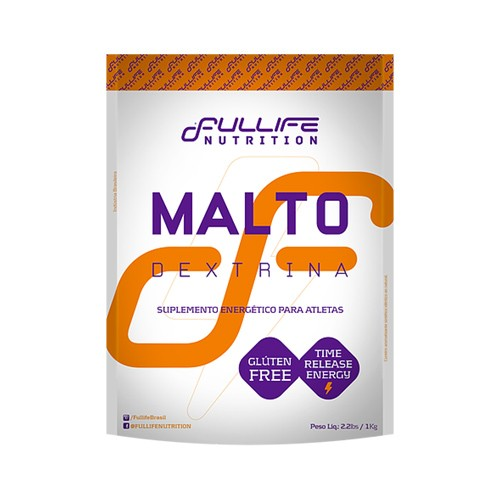 MaltoDextrina Fullife - 1Kg